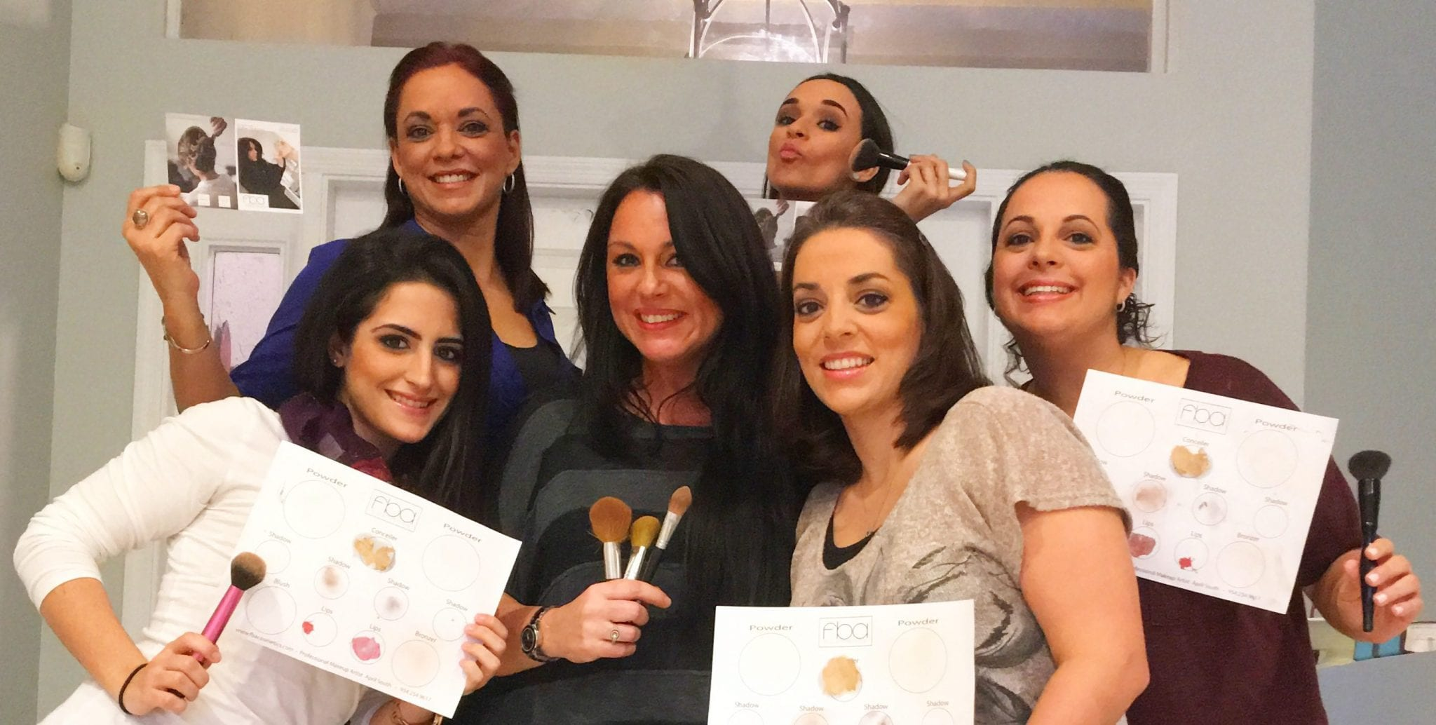 Makeup Classes South Florida | Faces by April