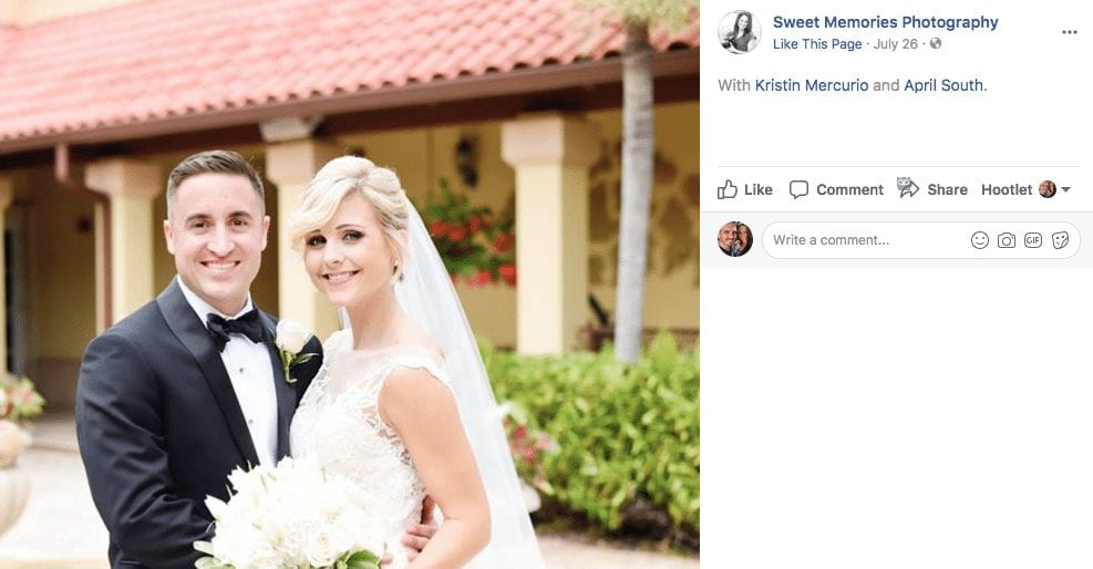 Facebook Shout Out from a Photographer