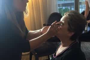 Action Shot Miami Makeup Services