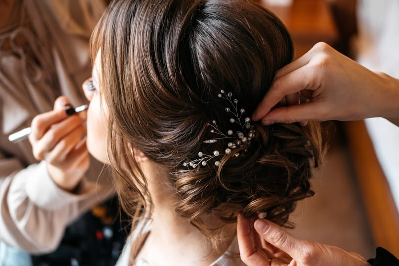 5 Tips for Improving Hair Volume, Color, and Sheen for Your Big Day