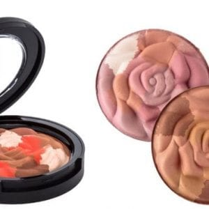 Blush Flower Bouquet Cosmetics for face